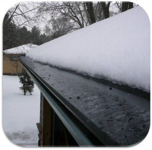 Heated Gutters in Stevensville MI