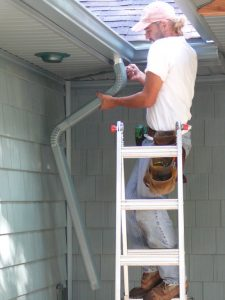 Gutter and Downspout Installation in St Joseph MI