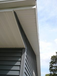 Siding Soffit White Vented copy