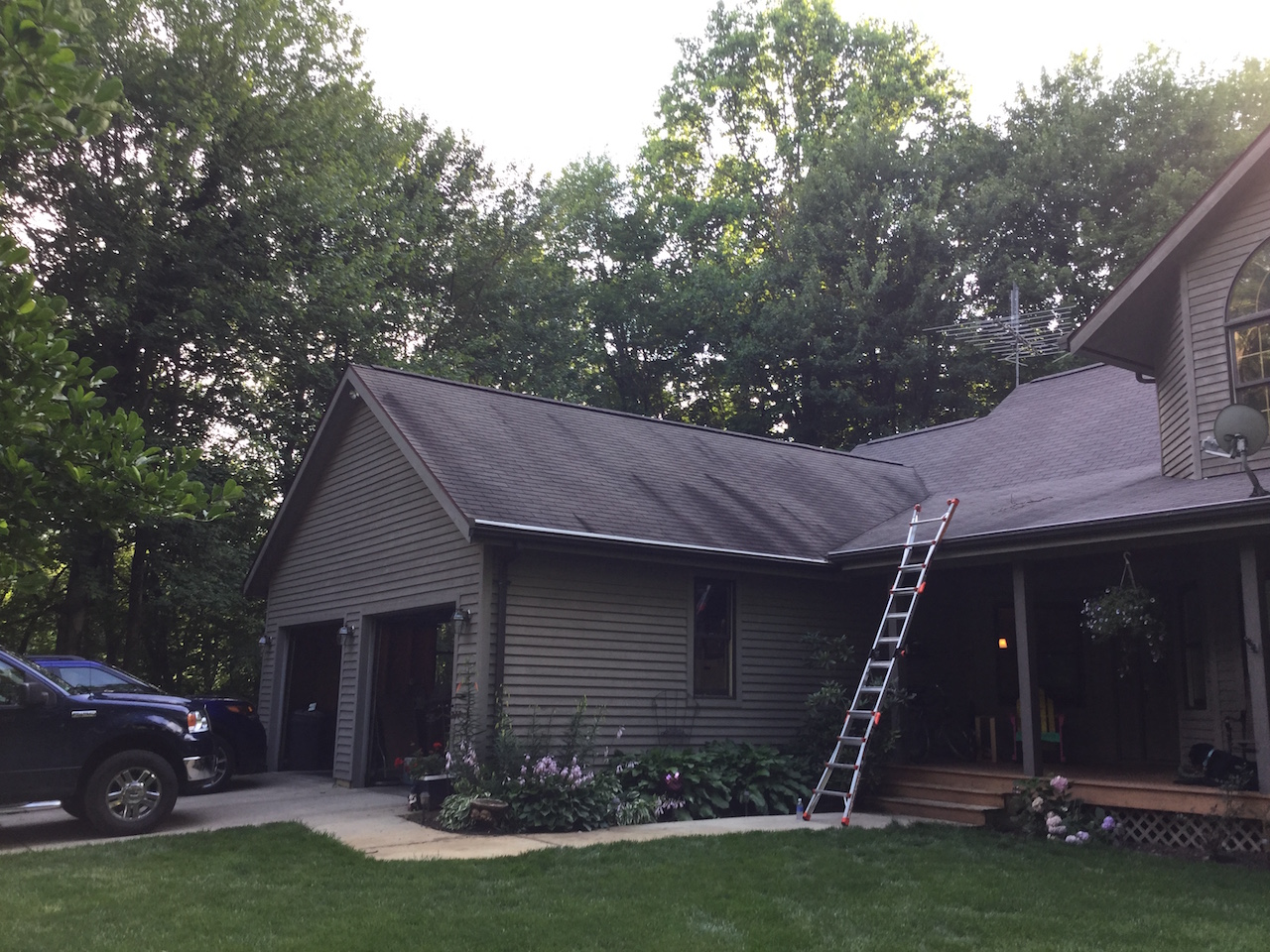 Berrien Springs Roof Amp Gutter Topper Project Dennison