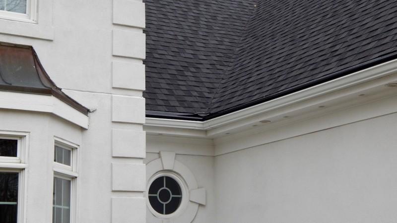 Saint Joseph Michigan Roof Seamless Gutter And Gutter
