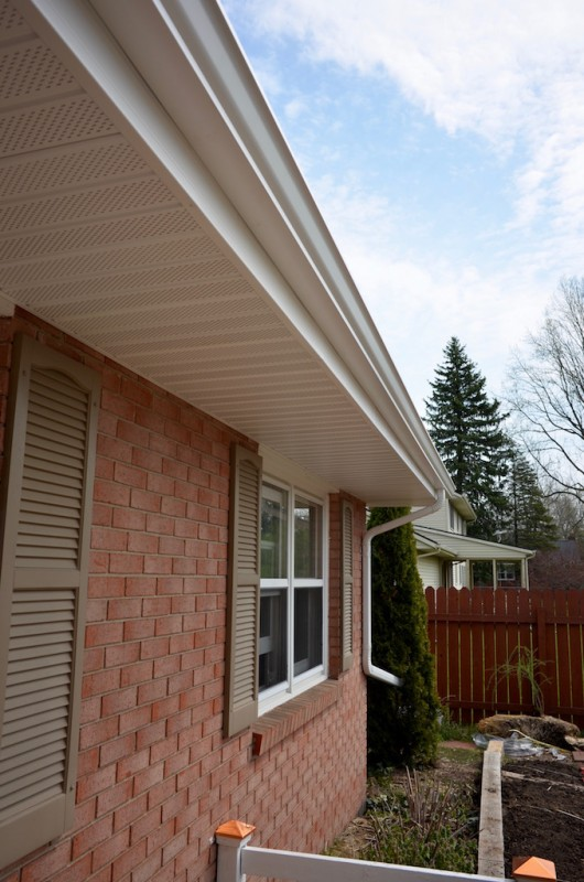 Stevensville Soffit Fascia Amp Seamless Gutters And