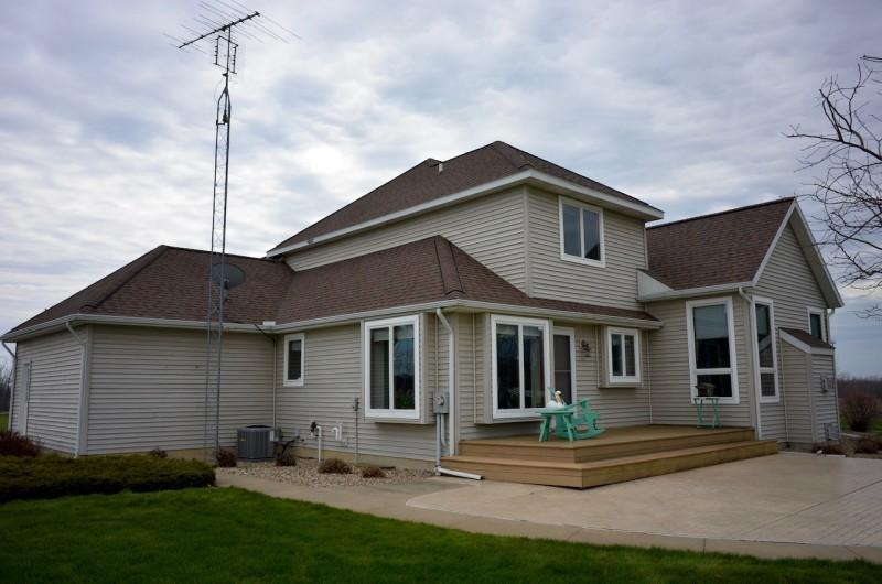 Eau Claire Roof Projects Dennison Exterior Solutions