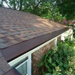 Royal Brown Gutter Topper