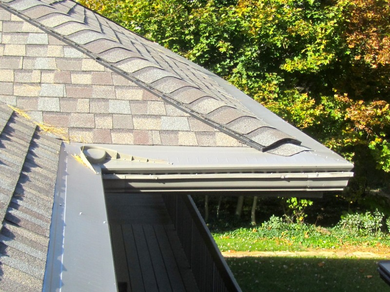 Gutter Protection Systems in Michigan