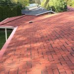 Red Gutter Topper