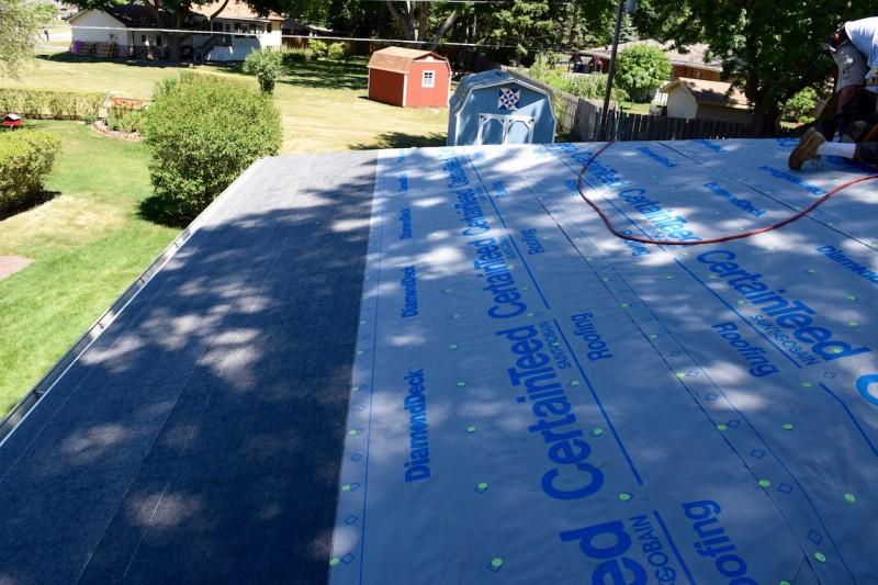 Stevensville Roof Amp Gutter Topper Project Dennison