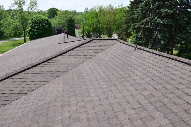 Berrien Center Michigan Roof Project Dennison Exterior