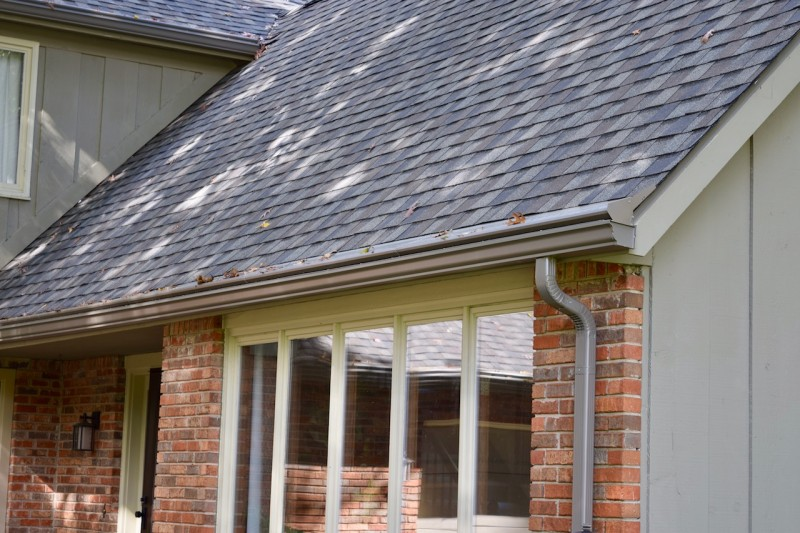 Bronze Gutters And Downspouts Shapeyourminds Com