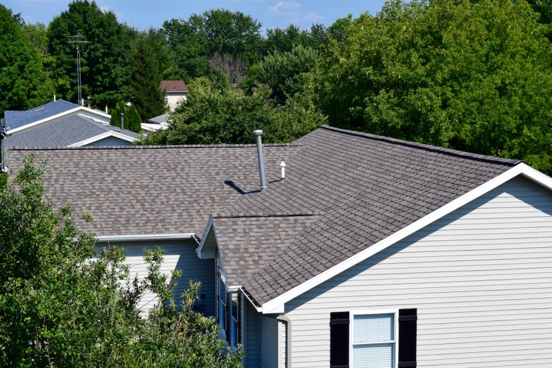 Watervliet Michigan Roof Project Dennison Exterior Solutions
