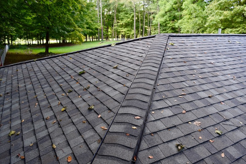 South Bend Indiana Roof Heat Deflector Insulation