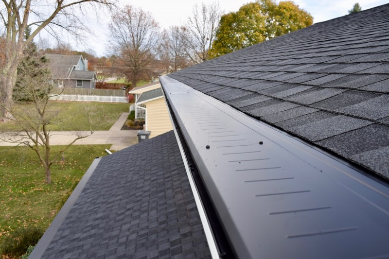 Saint Joseph Michigan Roof Seamless Gutter Amp Gutter