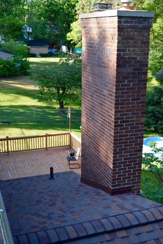 Niles Michigan Roof Amp Seamless Gutter Project Dennison
