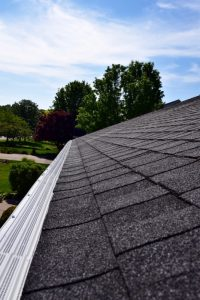 Dennison Exterior Solutions & Gutter Topper Installed the Solution Gutter Covers
