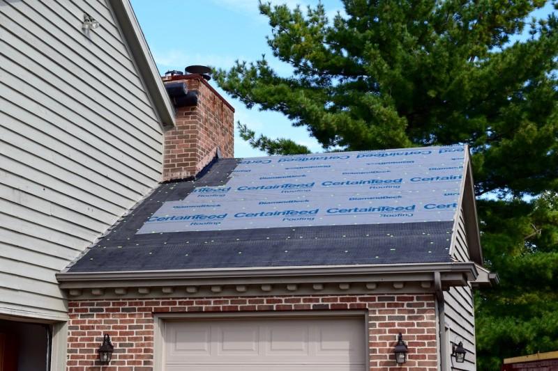 Granger Indiana Roof Amp Seamless Gutter Project Dennison