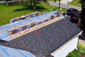 Dennison Exterior Solutions & Gutter Topper are Roofing Contractors in Stevensville Michigan