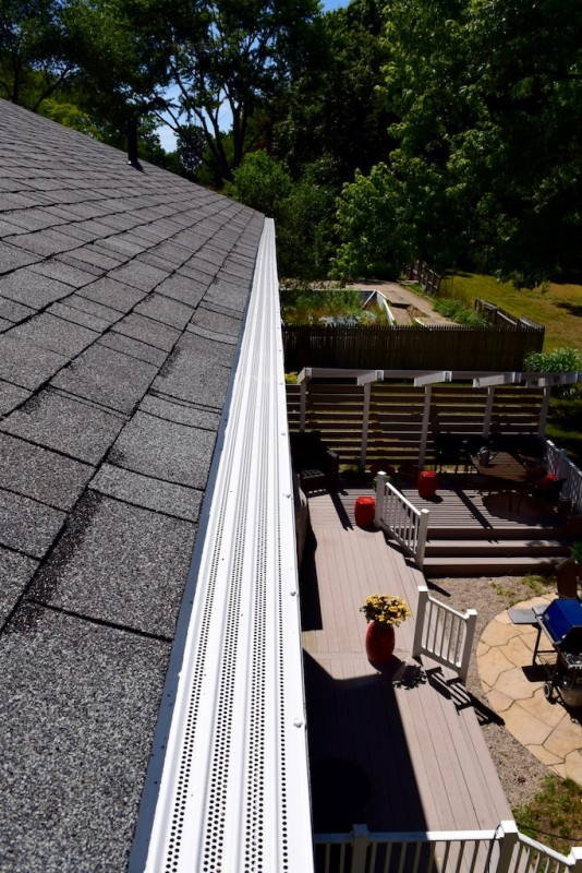 Saint Joseph Michigan Roof And Solution Gutter Guard