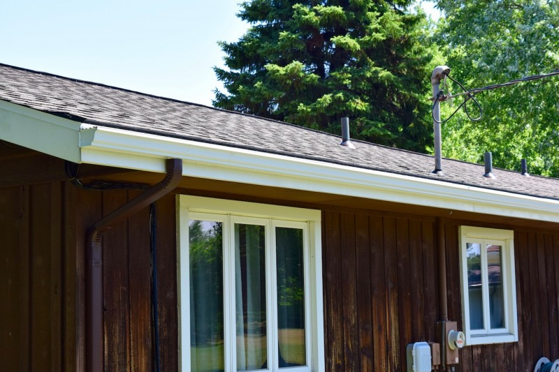 Berrien Springs Michigan Roof Seamless Gutter And