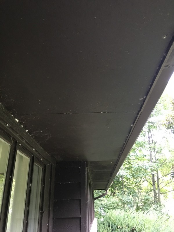 Lawton Michigan Roof Heat Deflector Insulation Soffit