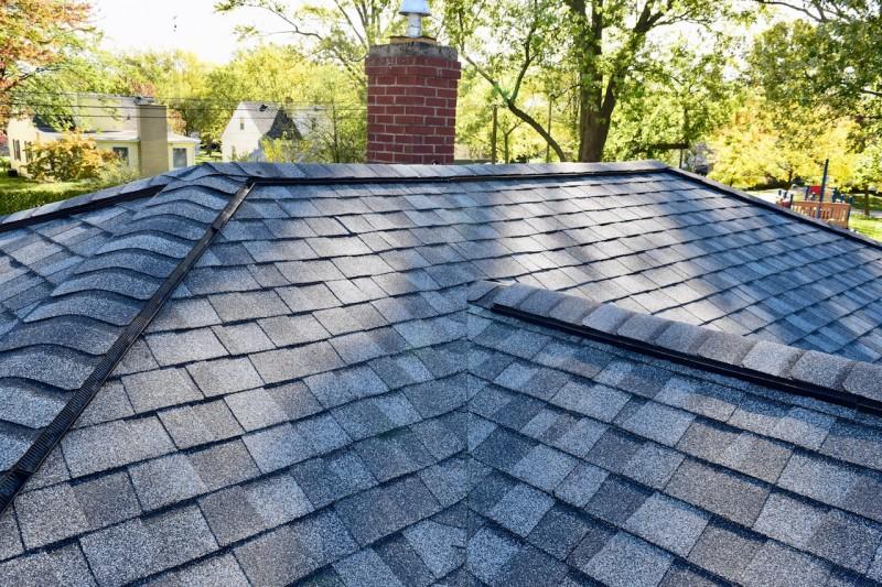 Saint Joseph Roof Project Dennison Exterior Solutions