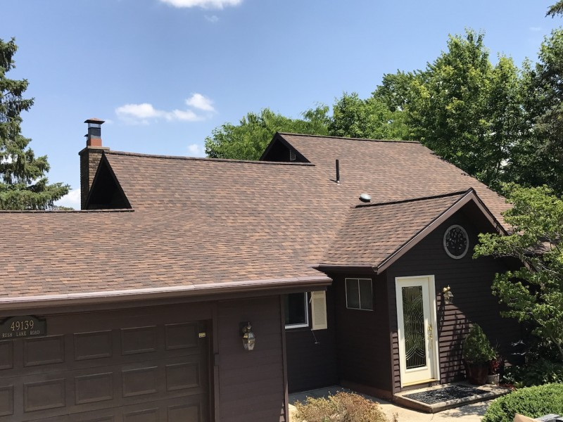 Hartford Michigan Roof Skylight Heat Deflector
