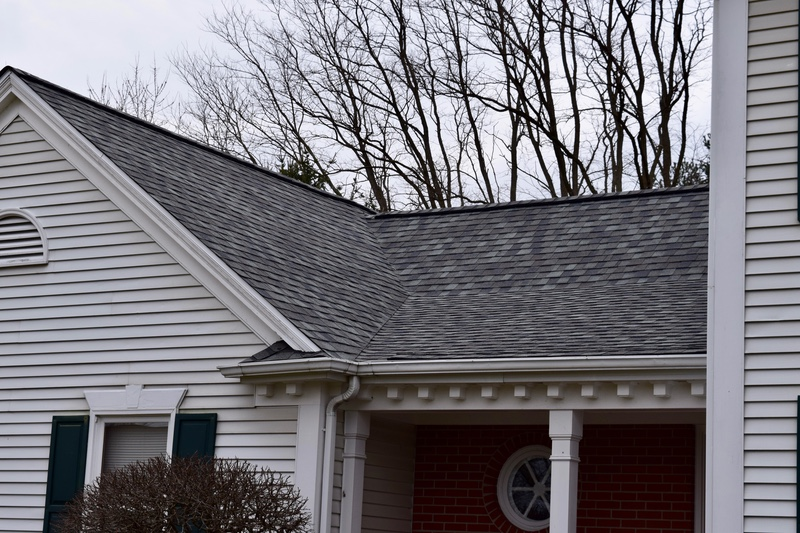 Granger Indiana Roof And Gutter Cover Project Dennison