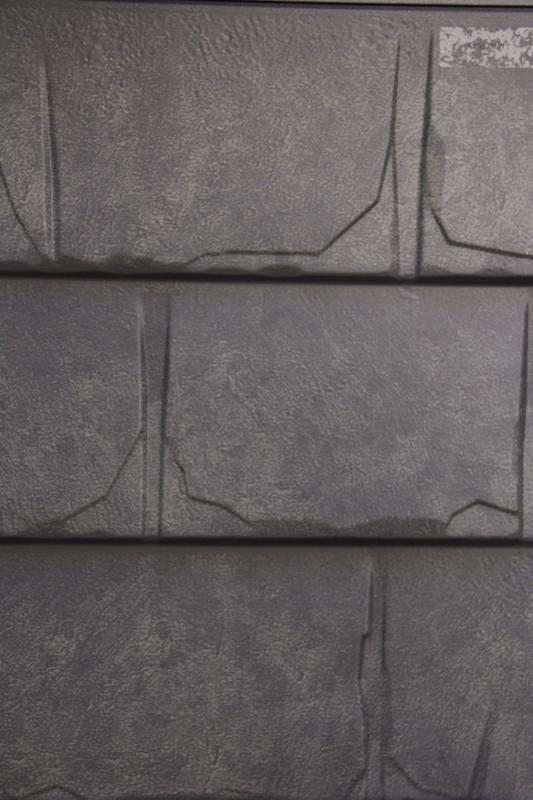 Slate Castle Gray Metal Roofing