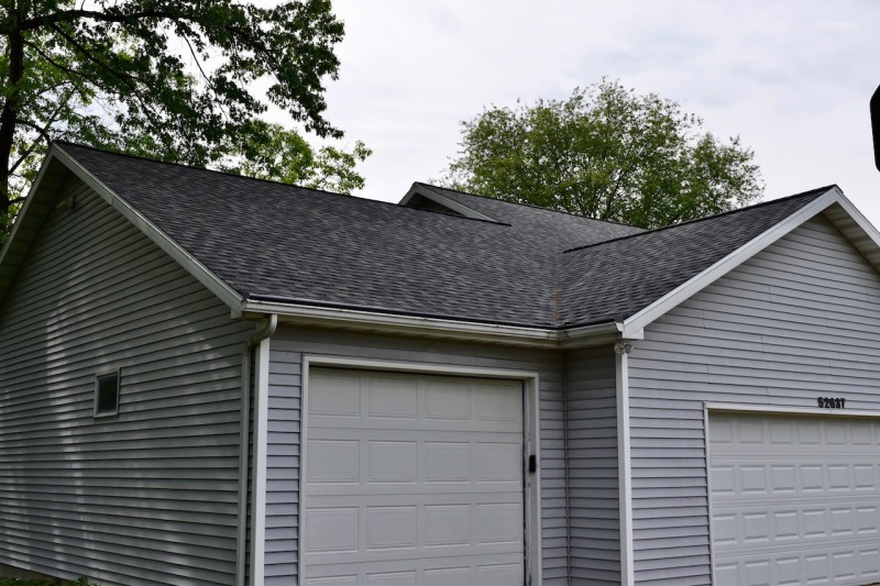 Granger Indiana Roof Insulation Amp Gutter Topper Project