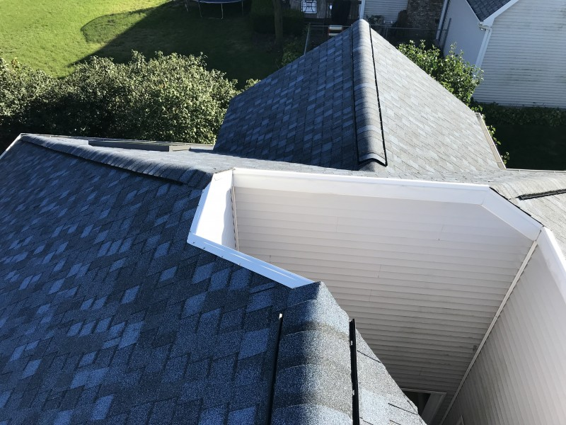 Bridgman Michigan Roof Project Dennison Exterior Solutions
