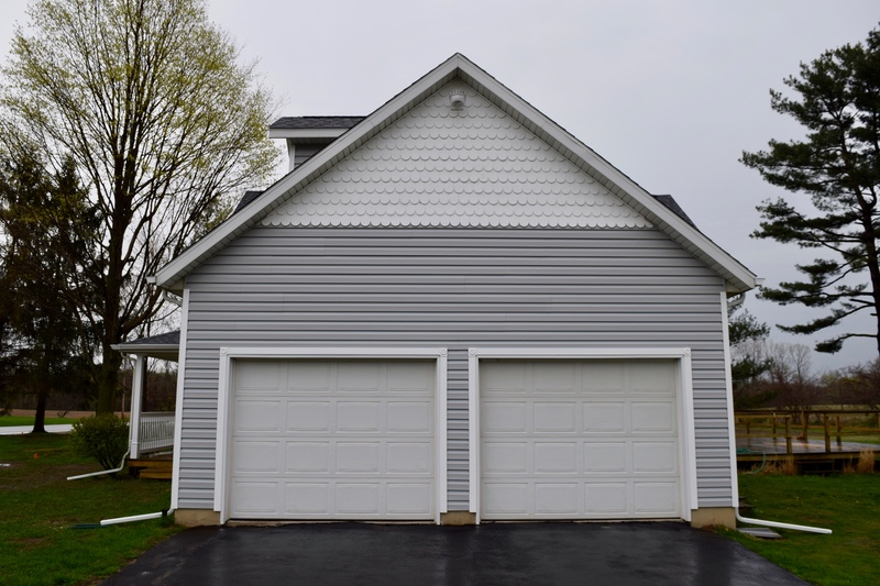 Baroda Michigan Roofing Siding Amp Gutter Topper Project
