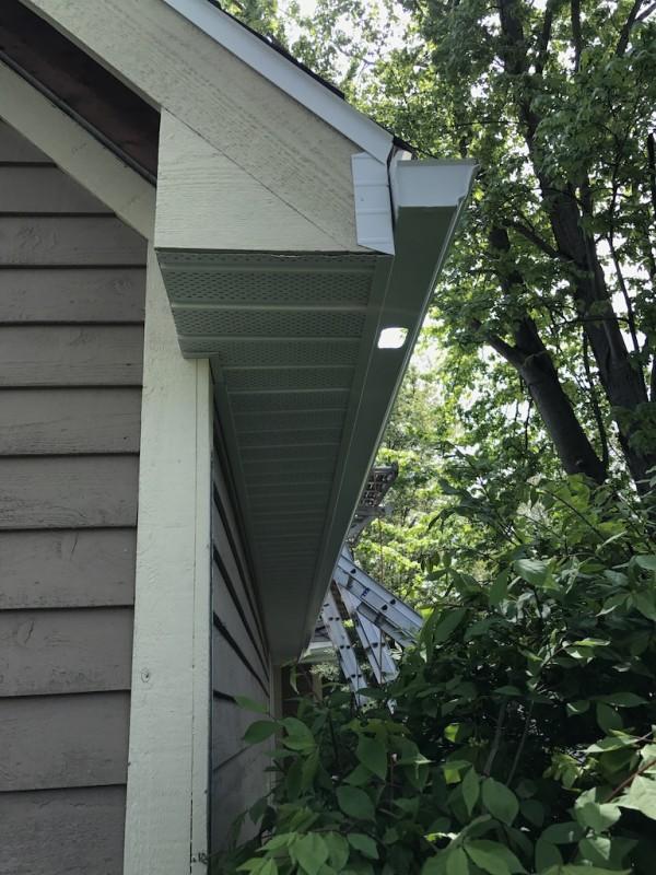 Stevensville Roof Skylight Soffit Fascia Seamless