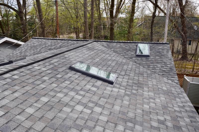 Union Pier Roof Project Dennison Exterior Solutions