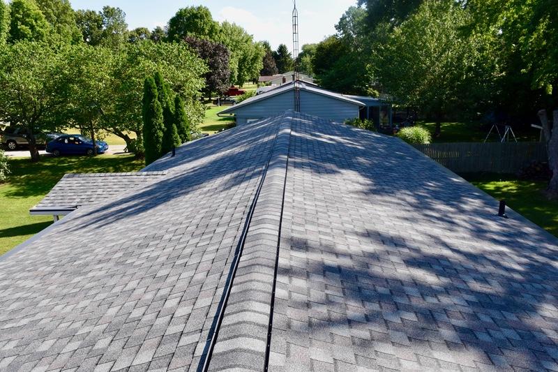 Niles Michigan Roof Insulation Seamless Gutter Amp Gutter