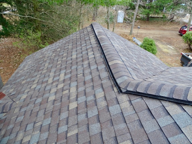 Three Oaks Michigan Roof Projects Dennison Exterior