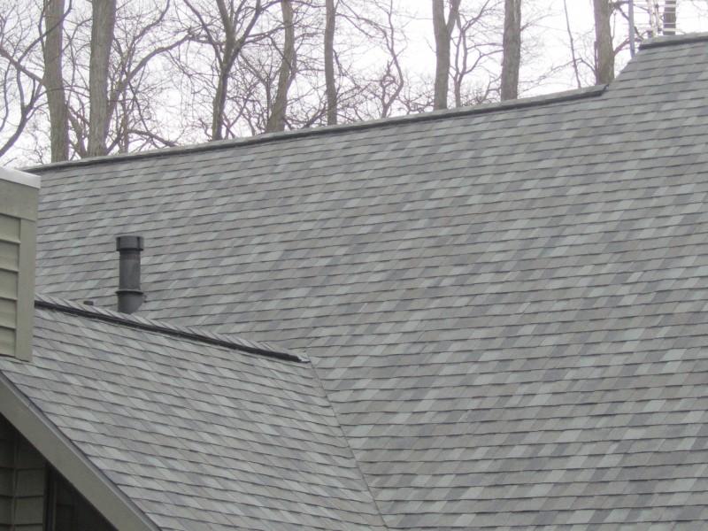 Landmark Pro Georgetown Gray Lifetime Warranty Shingles