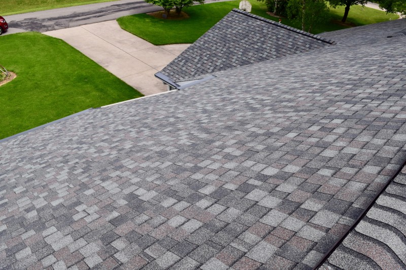 Landmark Pro Colonial Slate Lifetime Warranty Shingles