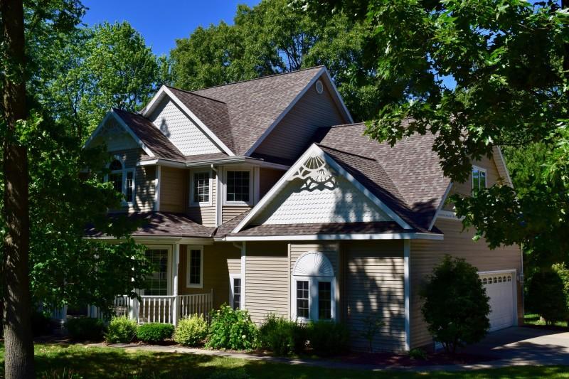 Landmark Pro Prairie Wood Lifetime Warranty Shingles