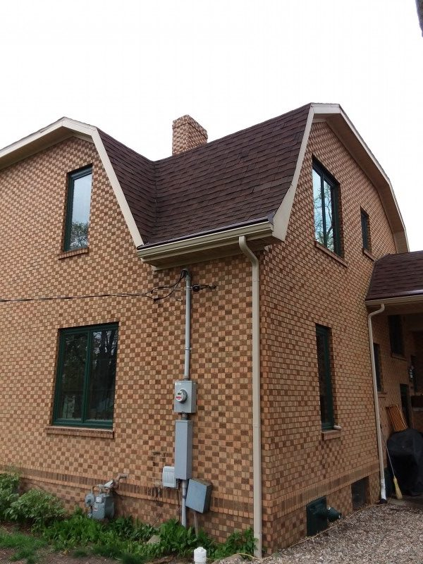 Benton Harbor Michigan Seamless Gutter Amp Downspout Project