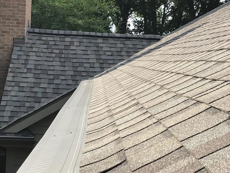 Granger Indiana Roof Amp Gutter Topper Project Dennison