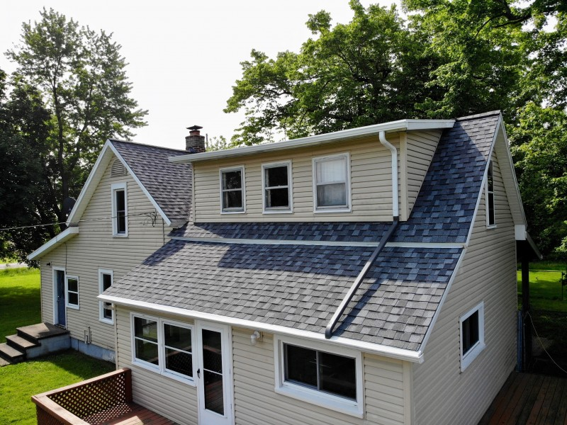Berrien Springs Michigan Roof Project Dennison Exterior