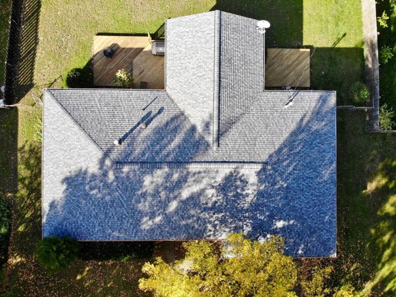 Saint Joseph Michigan Roof Project Dennison Exterior