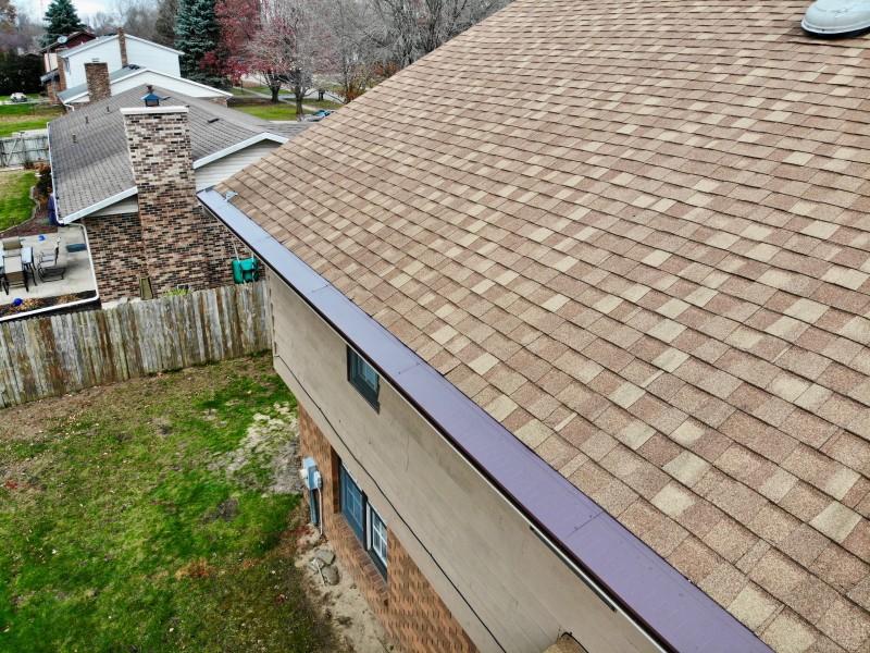 Saint Joseph Michigan Seamless Gutter Downspout And